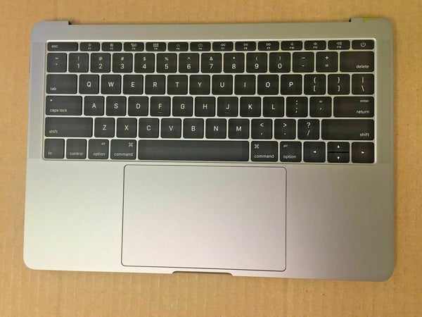"OEM Macbook Pro 13"" 2016 A1708 Gray Top Case Keyboard Battery A1819 Trackpad"