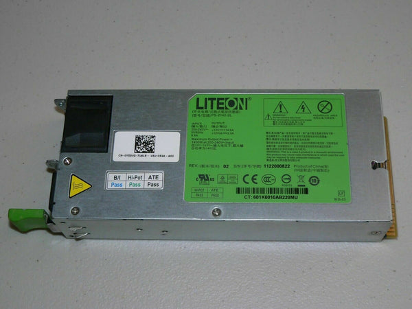 Y53VG Dell PowerEdge C410X C6100 C6105 C6220 1400W Power Supply UNIT