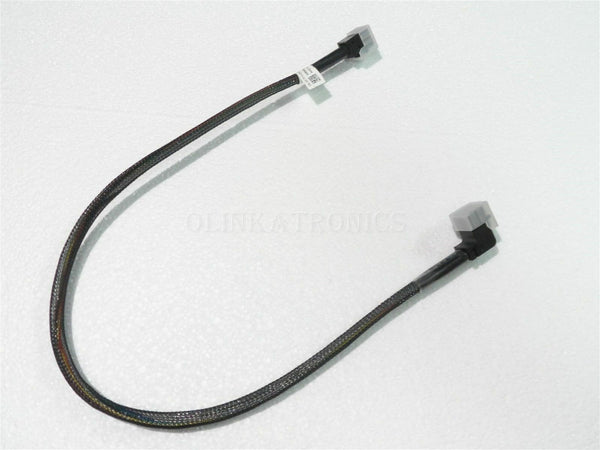 "Dell PowerEdge R730xd SFF 24Bay 2X2.5"" Rear Backplane Data Cable 08KX9H 8KX9H"