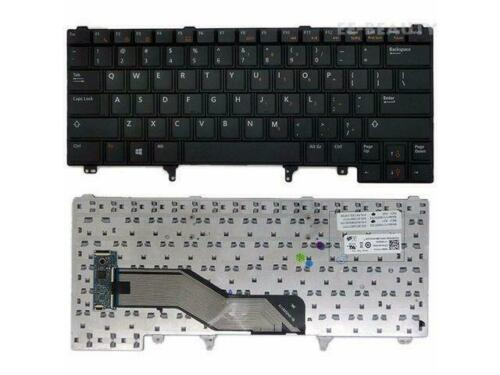 Dell Latitude E5420 E5430 E6420 E6430 Laptop Keyboard US FWVVF No Pointer