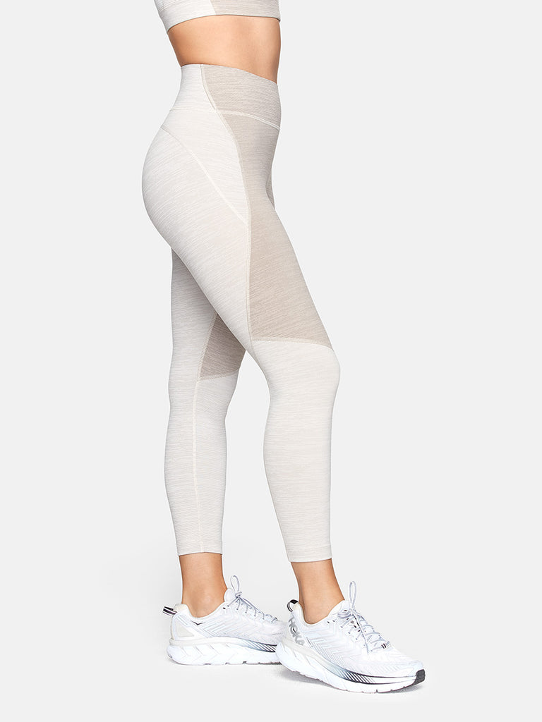 5f57c7641e TechSweat 3/4 Two-Tone Leggings – Outdoor Voices