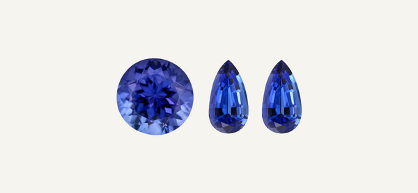 RUUSK Jewellery. December Birthstone: Tanzanite