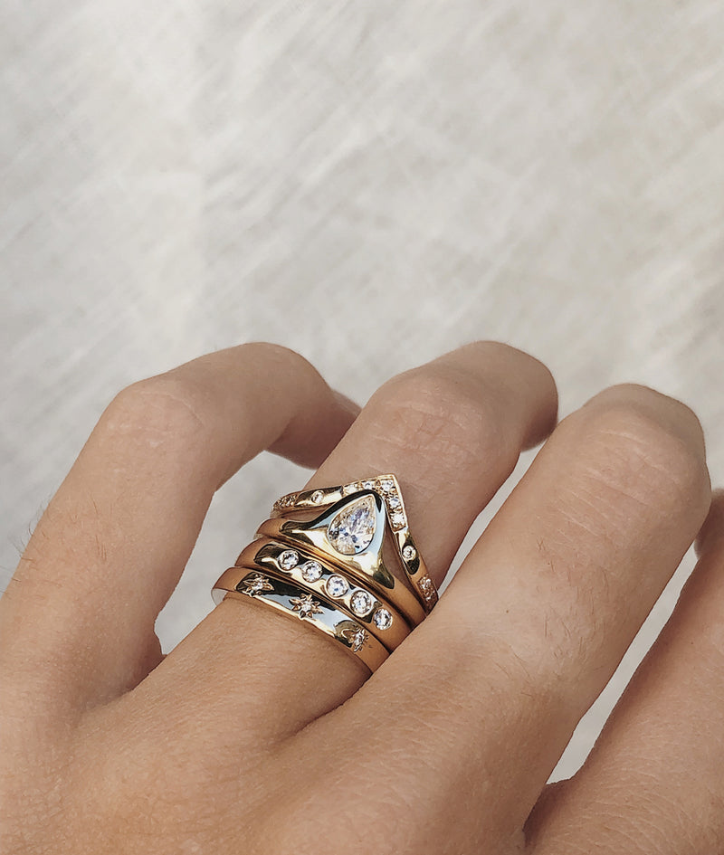 Diamond Alma ring