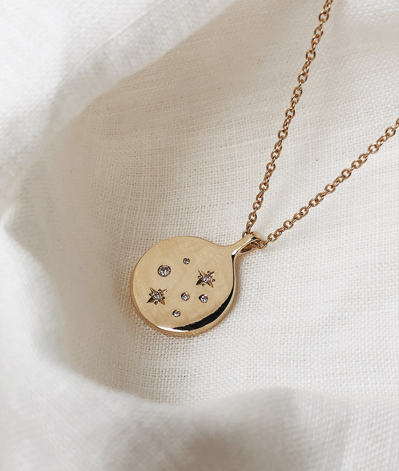 Cosmos Pendant necklace