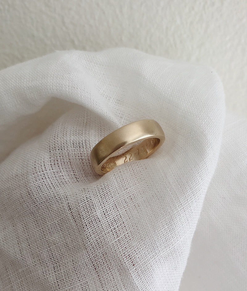 5mm Square ring