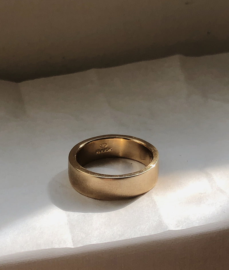 6.5mm Square Ring