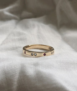 Two by Two ring II
