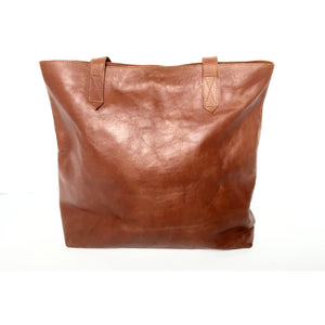 Chloe Leather Tote Handbag