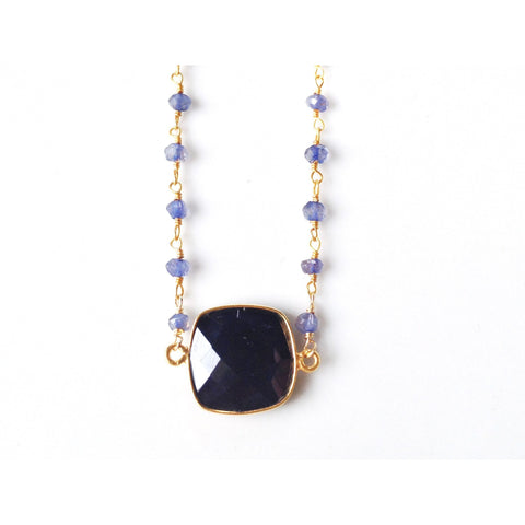 Adaire Black Onyx  Pendant Necklace