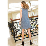 Maira THML Embroidered Dress ftm1089