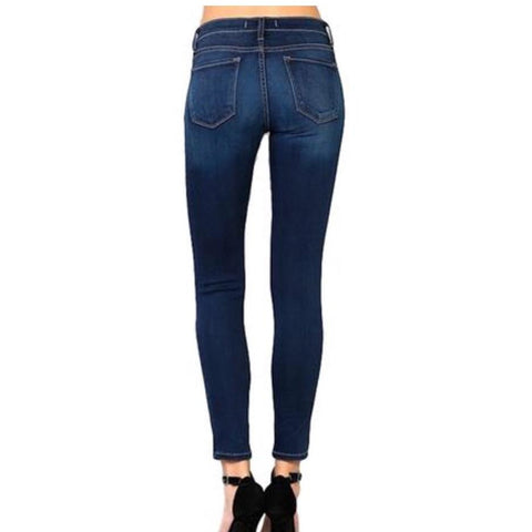 Flying Monkey Dark Denim Skinny Jean