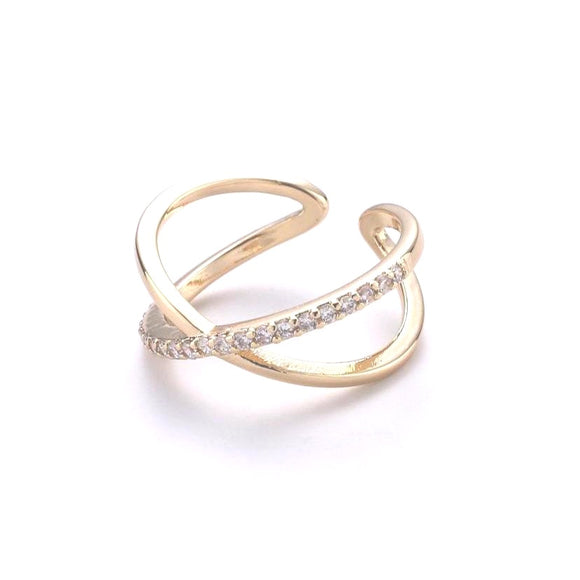 Lauren Dainty Eternity Ring