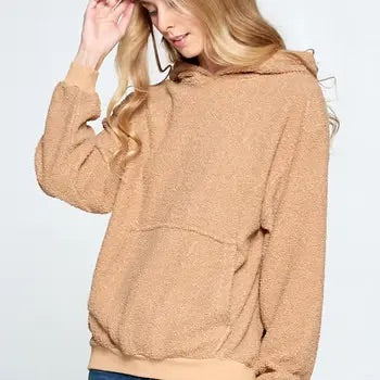 Ellison Teddy Sweater
