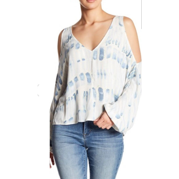Bree Tie Dye Lovestitch Top