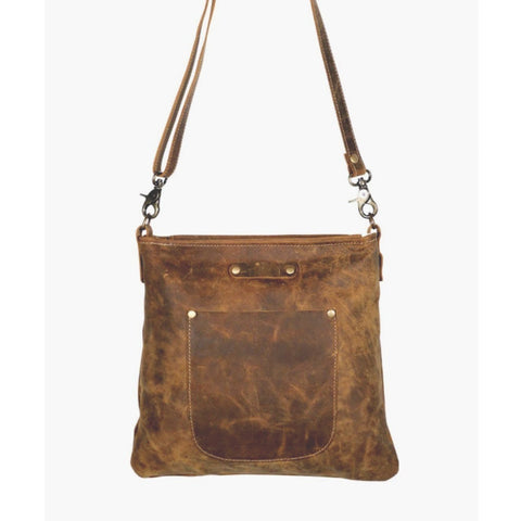 Molly Leather Crossbody