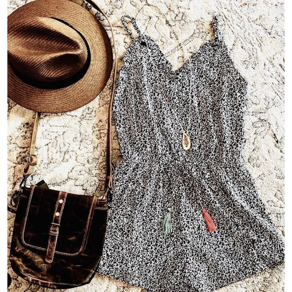 Anise THML Printed Romper