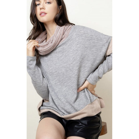 Cora Multi Color THML Sweater JH-992-1