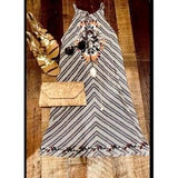 Arizona THML Halter Dress