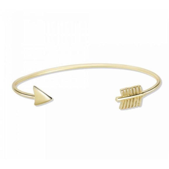 Aris Aristocratic Arrow Gold Bracelet