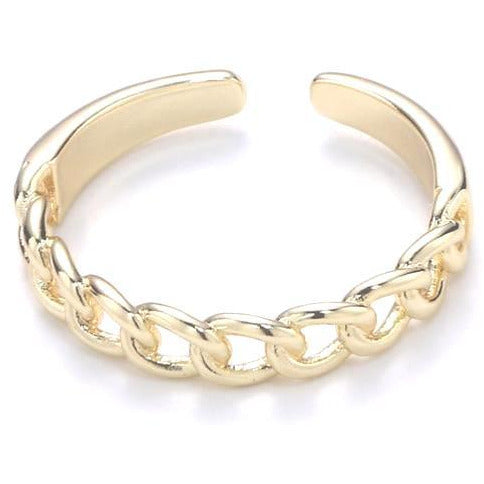 Lauren Dainty Chain Ring