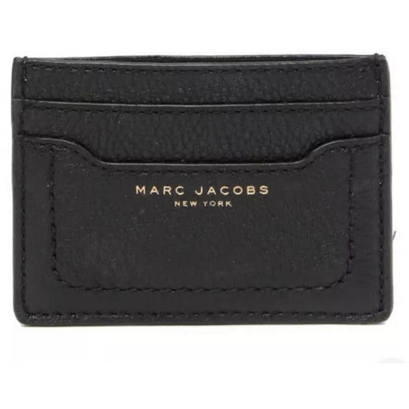 Marc Jacobs Black Empire Card Case