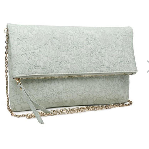 Dorothy Grey Crossbody Handbag