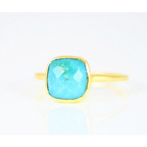 Claire Turquoise Ring