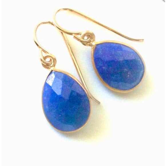 Andi Lapis Drop Earrings