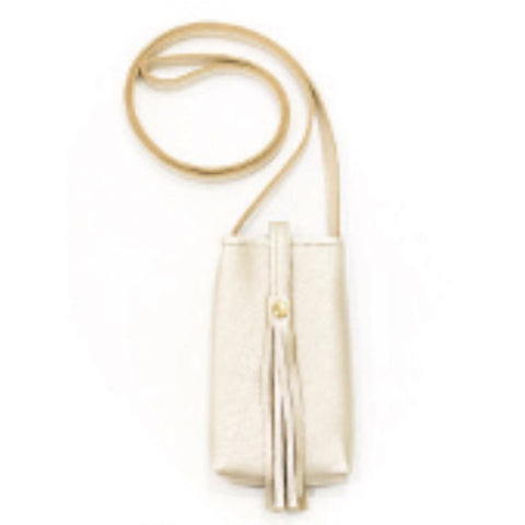 Catherine B Gold Phone Purse