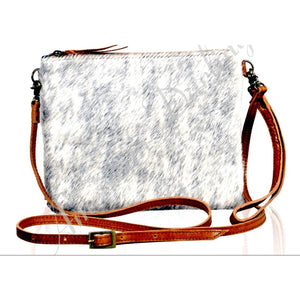 Brio Cowhide Crossbody Handbag-Fig Tree Jewelry & Accessories