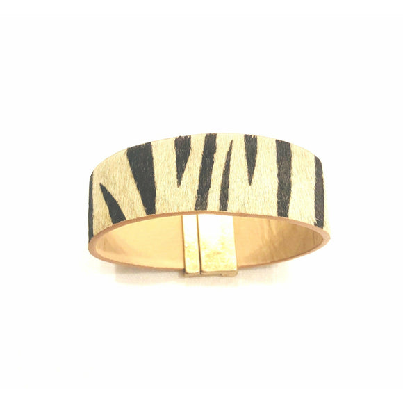 Nina Animal Print Bracelet-Fig Tree Jewelry & Accessories