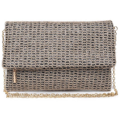Cleo Moda Luxe Clutch Crossbody Handbag