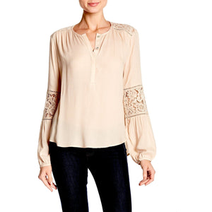 Andi Lace Lovestitch Boho Top-Fig Tree Jewelry & Accessories