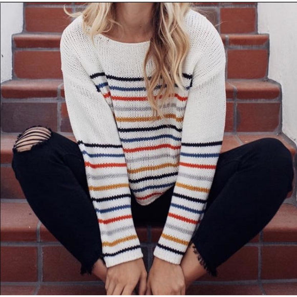 Vianney Lovestitch Knitted Sweater