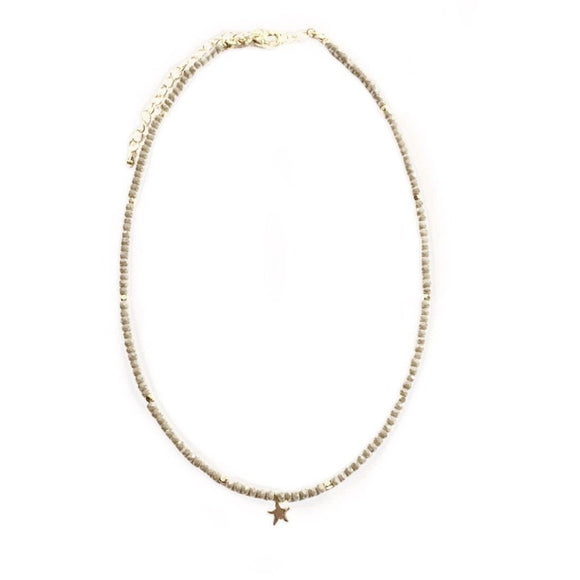 Lauren Crystal Star Choker
