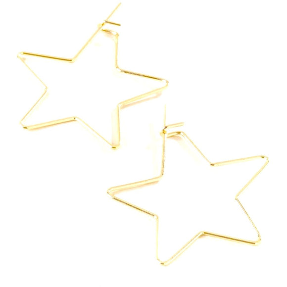Allie Star Earrings