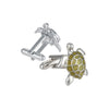 Brightly Colored Turtle Cufflinks