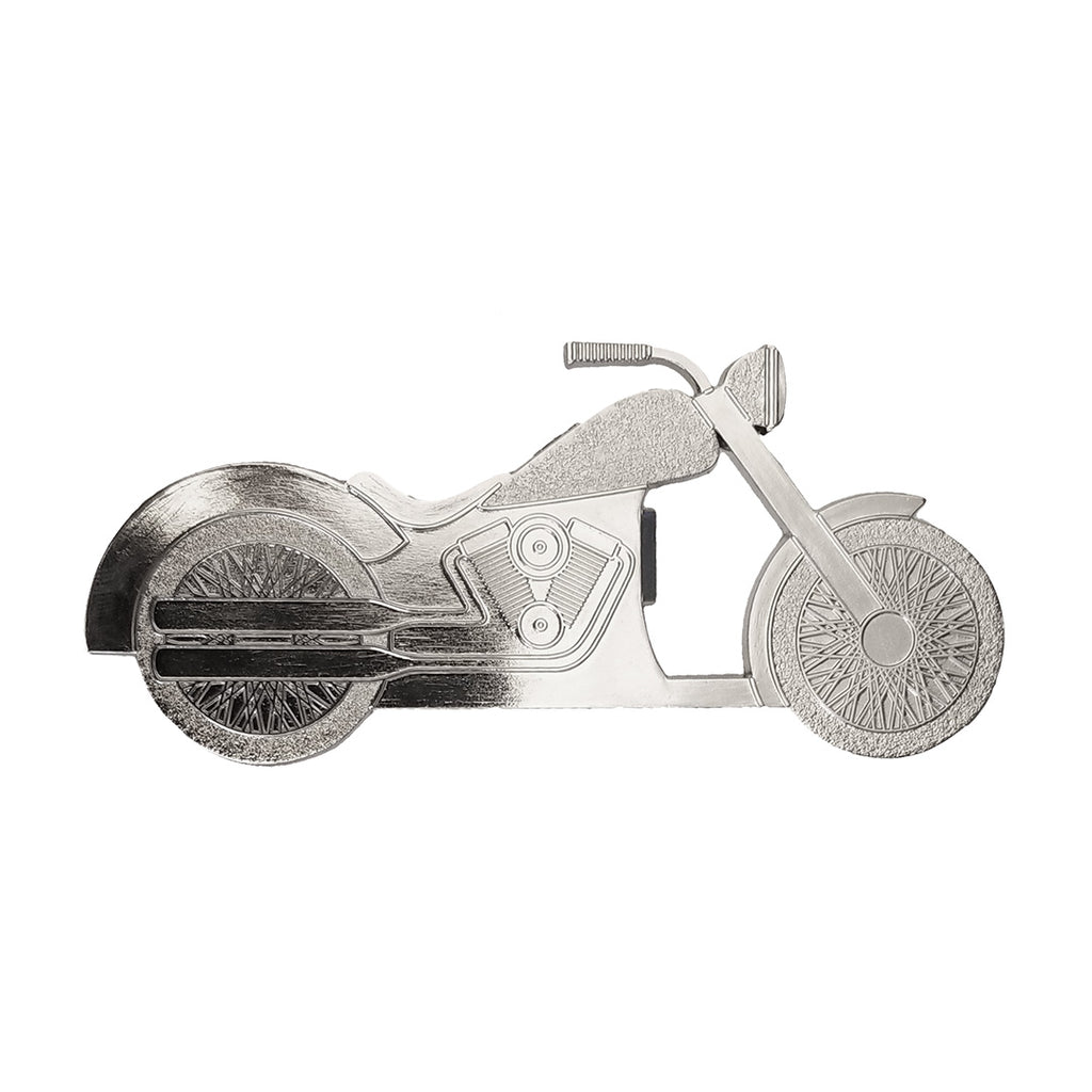 Motorcycle Bottle Opener