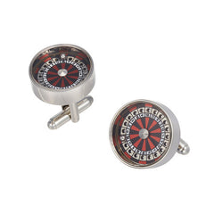 Roulette Game Cufflinks by LINK UP