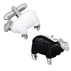 Link Up Sheep Cufflinks