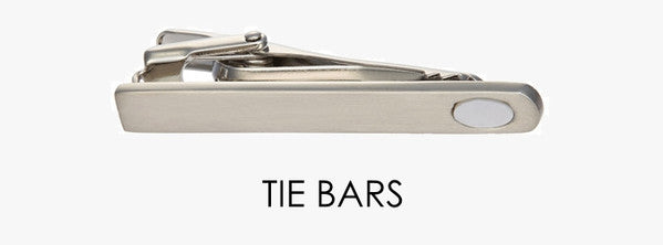 Tie bars for all securing your tie