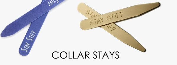 Collar stays for your dress shirts