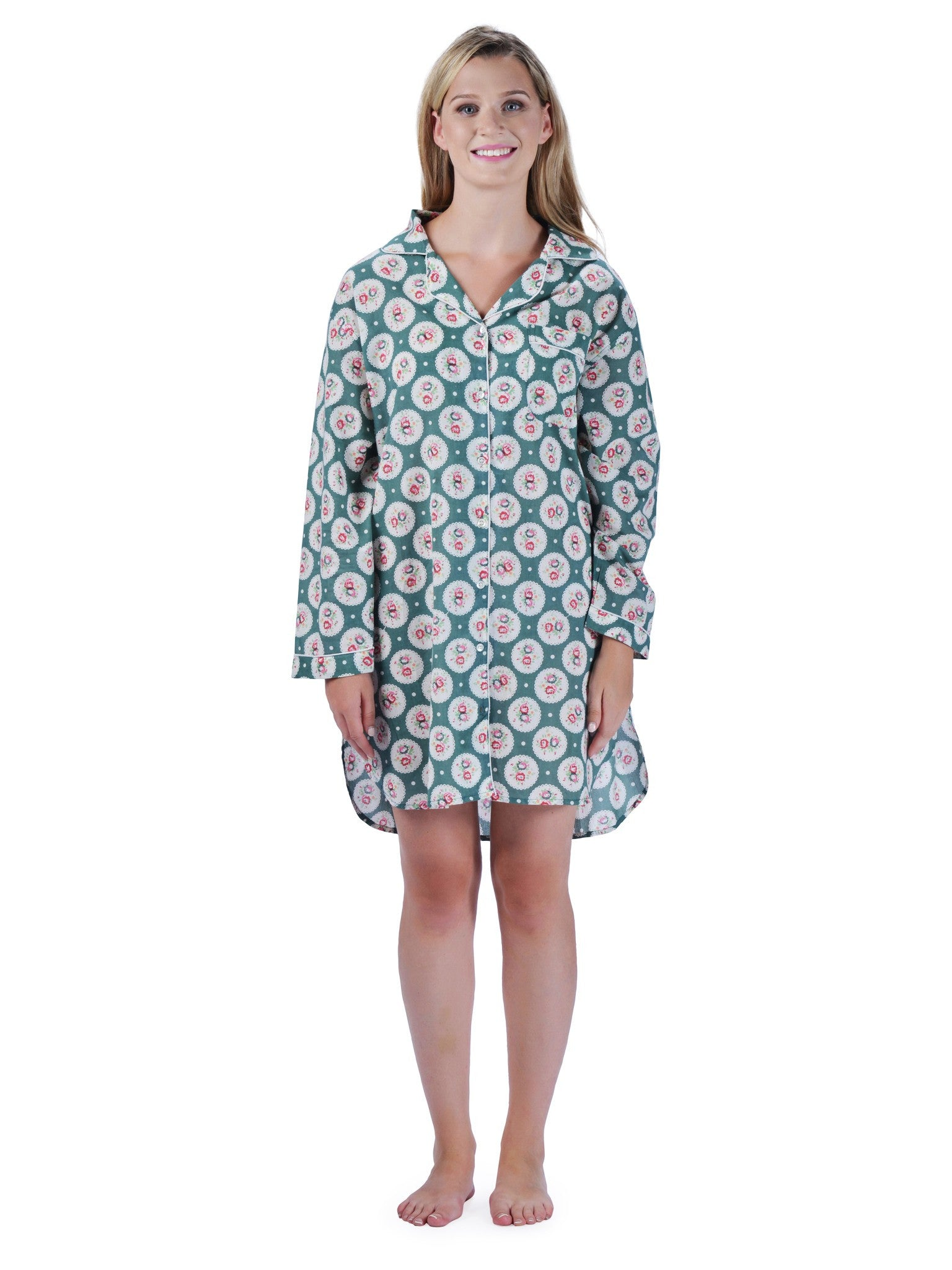 addison teal