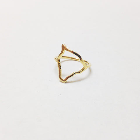Big Island (Hawaii) Grown Ring (GOLD)