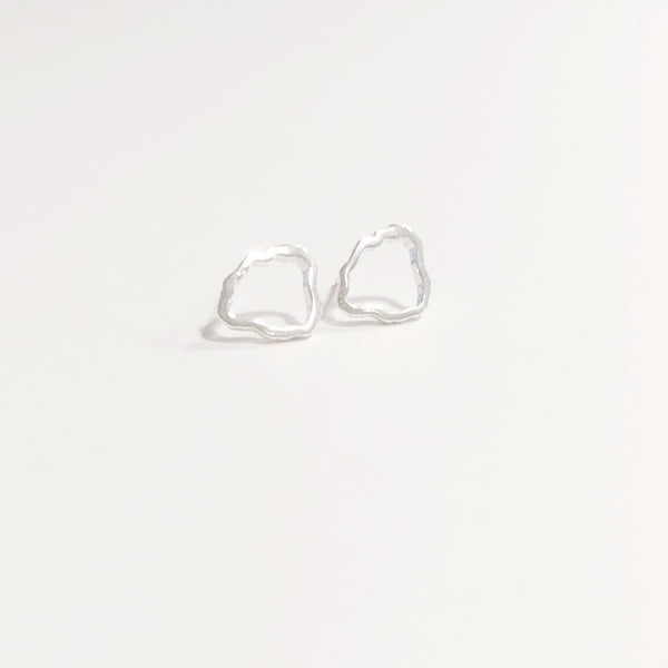 Mini Kauai Studs (Gold Vermeil or Solid Sterling Silver)