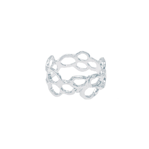 Classic Mermaid Ring (Sterling Silver)