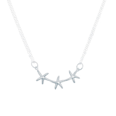 Wish Upon A Star Trio (Sterling Silver)