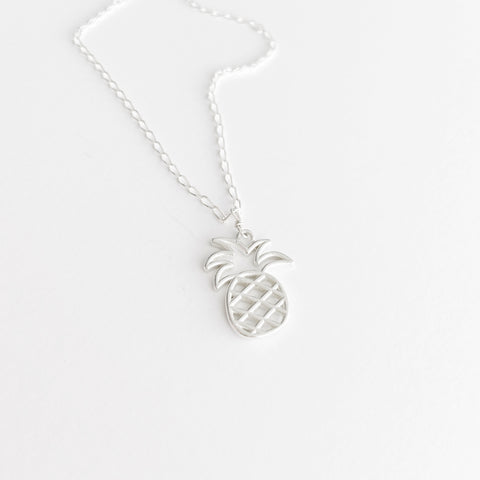Island Getaway Pineapple Necklace