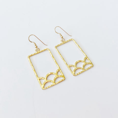 Na Pali Coast Earrings