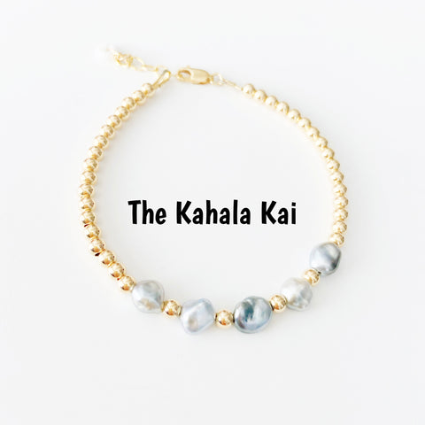 Kahala Mermaid Bubble Bracelets